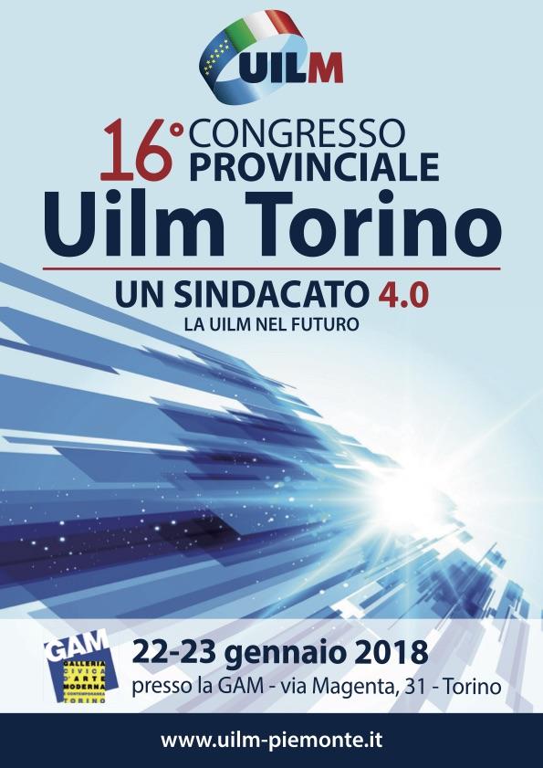 16° Congresso Provinciale Uilm Torino
